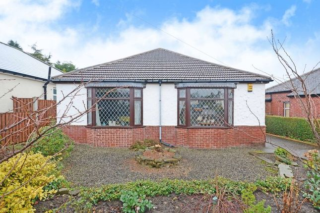 Thumbnail Bungalow for sale in Derbyshire Lane, Sheffield