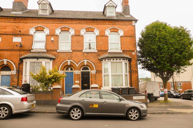Thumbnail Flat to rent in Mary Street, Balsall Heath, Birmingham