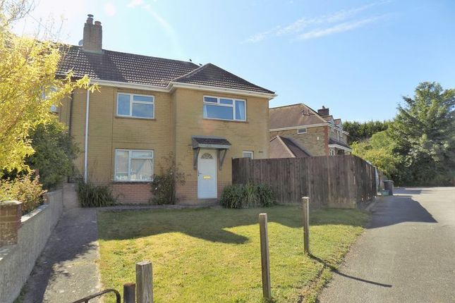 Thumbnail Semi-detached house for sale in Kit Lane, Owermoigne, Dorchester, Dorset