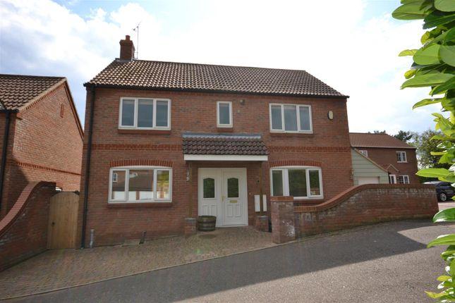 Thumbnail Detached house for sale in Brenda Collison Close, Dersingham, King's Lynn