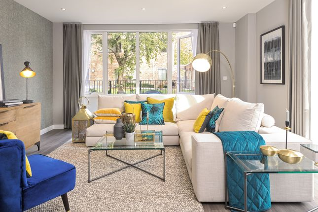 Thumbnail Maisonette for sale in Plot 106, Central Square Apartments, Acton Gardens, Bollo Lane, Acton, London