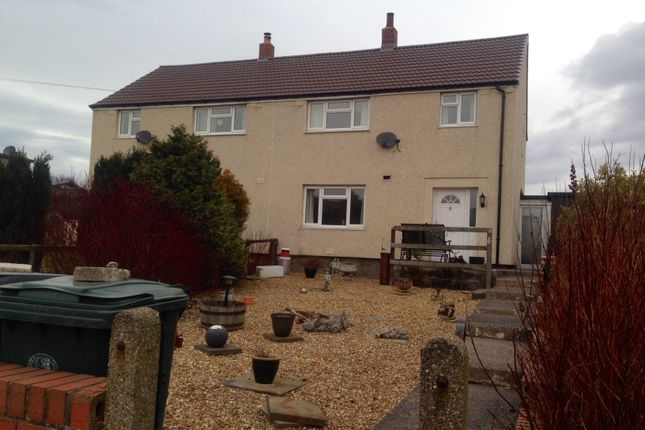 Thumbnail Semi-detached house to rent in Leaside, Halton Lea Gate