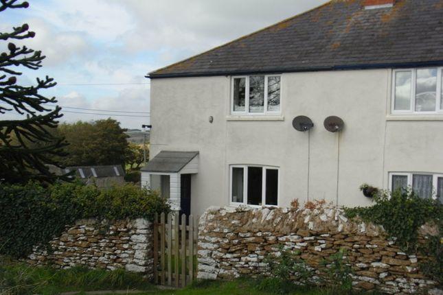 Front Elevation of Cogden Cottage, Coast Road, Burton Bradstock, Bridport DT6