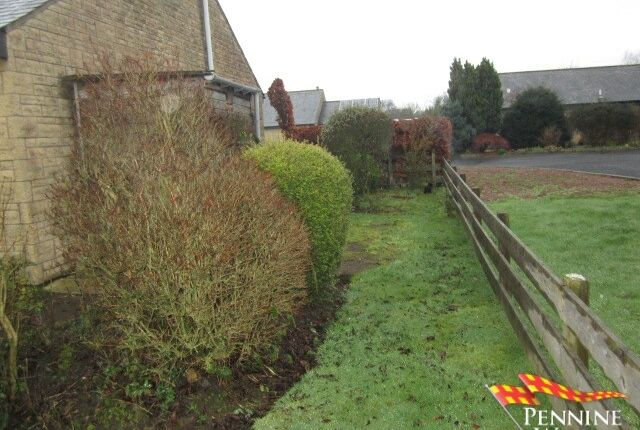Side Garden of Irthing Park, Gilsland, Cumbria CA8
