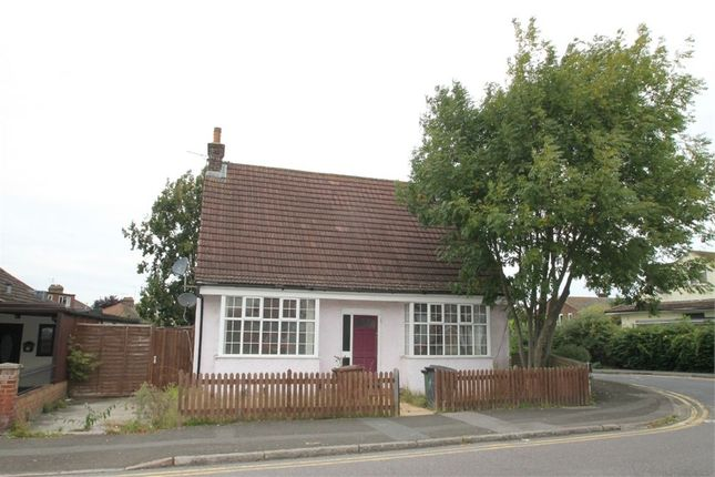 3 bed detached bungalow for sale in Drysdale Avenue, London