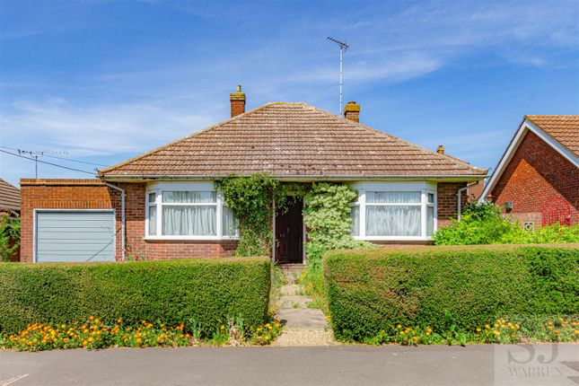 Front of Hillside Road, Burnham-On-Crouch CM0