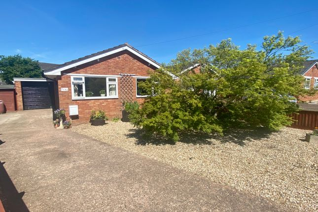 2 bed detached bungalow for sale in Canterbury Close, Feniton, Honiton EX14