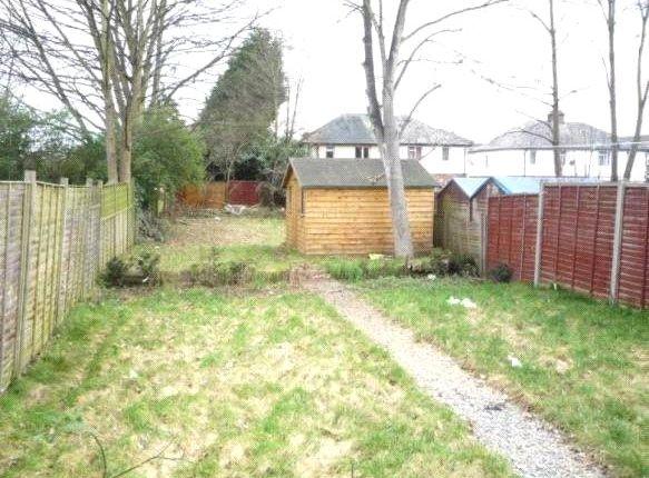 Garden of Frimley Road, Camberley, Surrey GU15