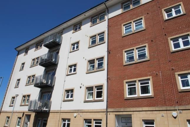 Thumbnail Flat for sale in Harwood Court, Campbell Street, Greenock, Inverclyde