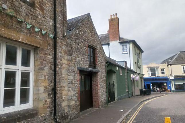 Thumbnail Town house to rent in Church Street, Axminster, Devon