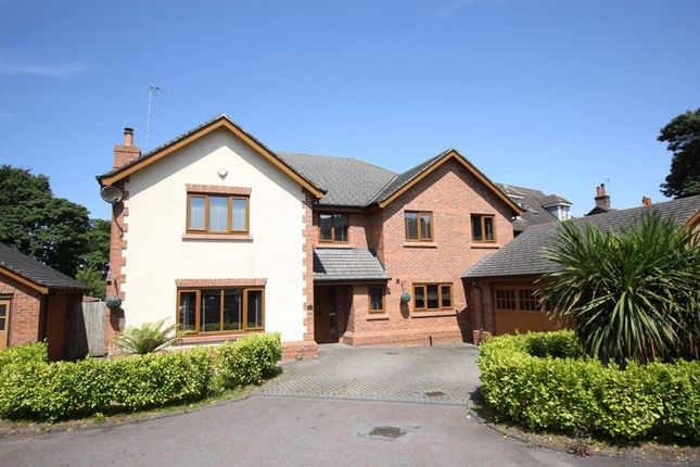 Thumbnail Detached house for sale in Links Close, West Kirby, Wirral