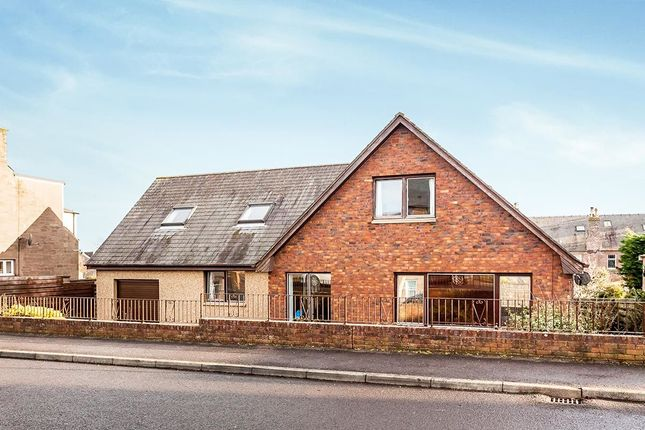 Thumbnail Detached house for sale in Mount Road, Montrose