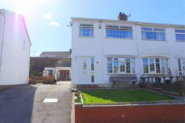 Thumbnail Semi-detached house for sale in Darren View, Llangwynwyd, Maesteg, Mid Glamorgan