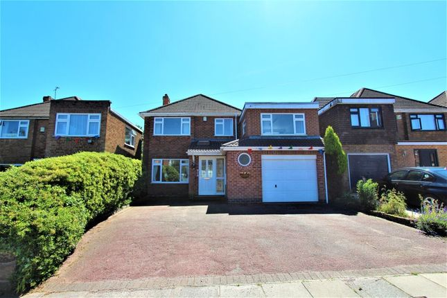Thumbnail Detached house for sale in Sandringham Drive, Bramcote, Nottingham