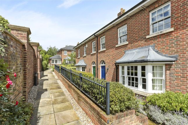 Thumbnail Terraced house for sale in Clarendon Court, Marlborough, Wiltshire