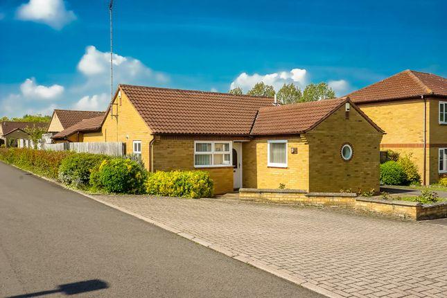 Thumbnail Detached bungalow for sale in Lambourn Court, Emerson Valley, Milton Keynes