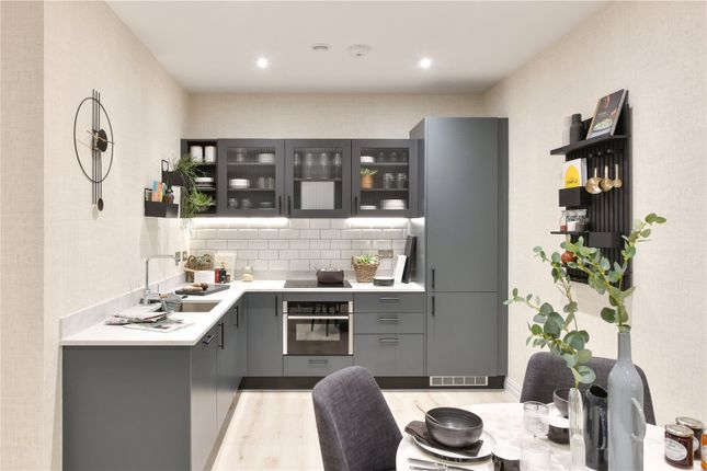 Thumbnail Flat for sale in Pembroke Broadway, Camberley, Surrey