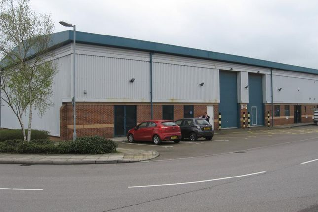 Industrial to let in Units 6-7, Rushy Platt Industrial Estate, Caen View, Swindon