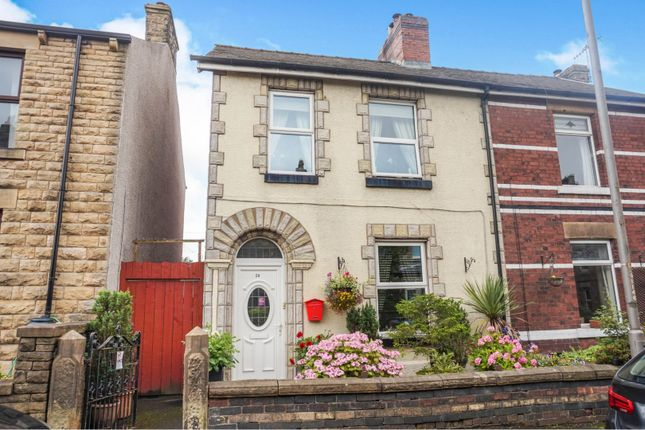 Thumbnail Semi-detached house for sale in Hayfield Road, High Peak