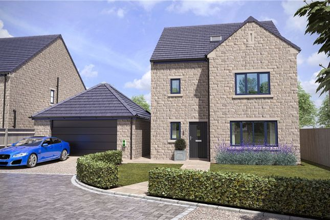 Thumbnail Detached house for sale in Sapgate Lane, Thornton, West Yorkshire