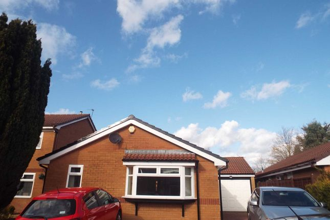 Thumbnail Bungalow to rent in Broadstone Close, Prestwich, Manchester