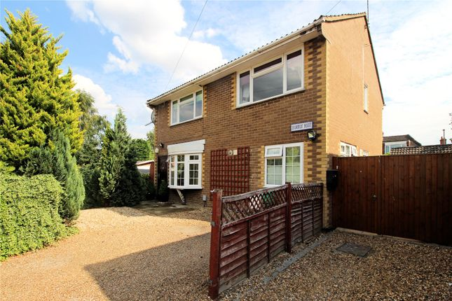 Thumbnail Maisonette for sale in Priors Croft, Woking, Surrey