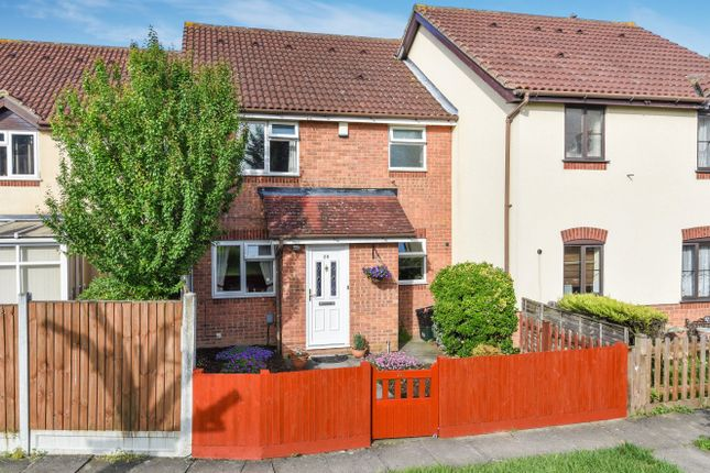 Thumbnail Terraced house for sale in Ravenscroft Crescent, London