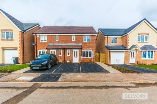Thumbnail Semi-detached house to rent in Ansell Way, Martineau Gardens, Martineau Drive, Birmingham