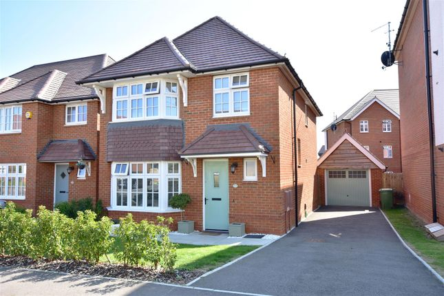 Front of Hildefirth Close, Ebbsfleet Valley, Swanscombe DA10