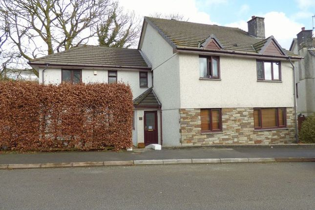 Thumbnail Detached house for sale in The Dell, Tavistock