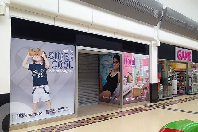 Thumbnail Retail premises to let in Eastgate Shopping Centre, Inverness-Shire, 3Pp, Scotland