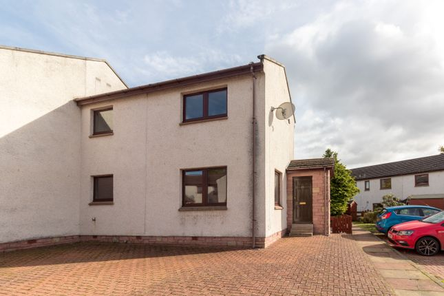 Thumbnail End terrace house to rent in Tweed Mill Brae, Forfar