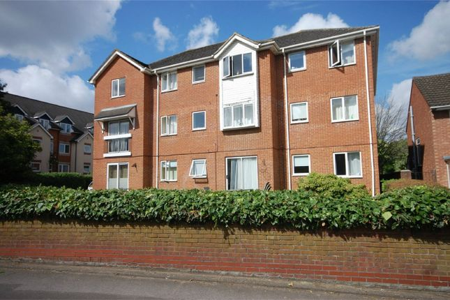 Thumbnail Flat to rent in Sovereign Court, Willow Road, Aylesbury