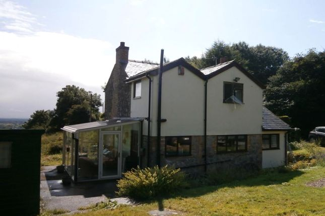 Thumbnail Detached house to rent in Beaulah Lodge, Llynclys, Oswestry