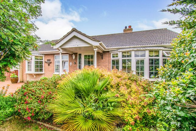 Thumbnail Detached bungalow for sale in Vine Close, Hemsby, Great Yarmouth