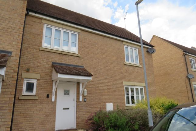 Thumbnail Property to rent in Kesteven Way, Corby