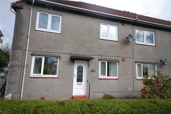 Thumbnail Flat for sale in Waterside Road, Kilwinning, Kilwinning