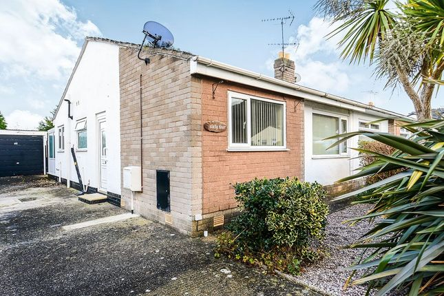 Thumbnail Bungalow for sale in Lon Ffawydd, Abergele