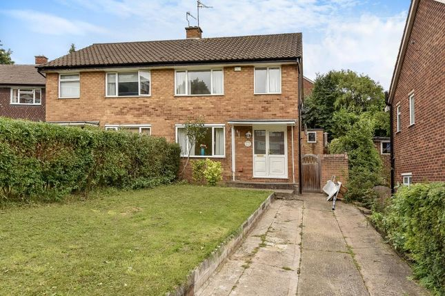 Thumbnail Semi-detached house to rent in Hicks Farm Rise, High Wycombe