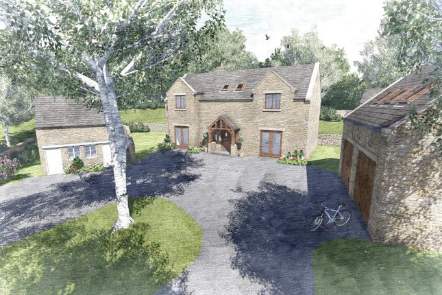 Thumbnail Detached house for sale in Dobbin Lane, Barlow, Dronfield