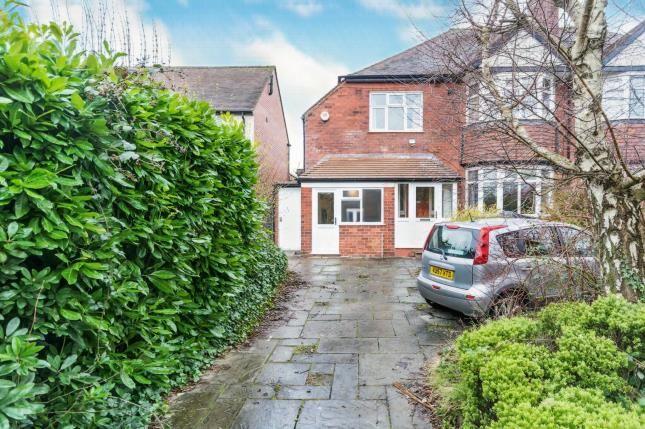 Thumbnail Semi-detached house for sale in Quinton Road West, Quinton, Birmingham, West Midlands