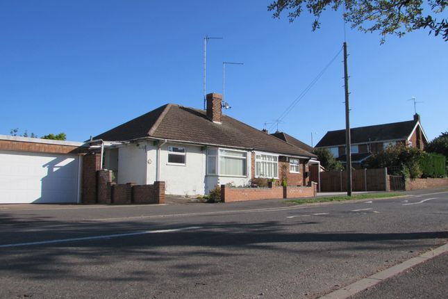 Thumbnail Bungalow to rent in Hilltop Avenue, Barton Seagrave