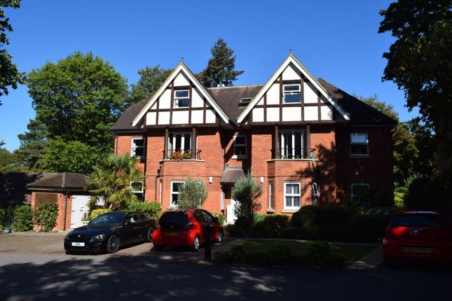 Thumbnail Flat for sale in Fenton Lodge, Camberley, Surrey