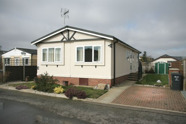 Thumbnail Detached bungalow for sale in Oak Tree Park, Attleborough