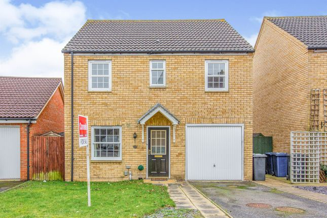 Thumbnail Detached house for sale in Apley Way, Lower Cambourne, Cambridge