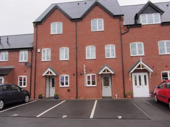 4 bed town house to rent in Orwell Road, Hilton, Derby DE65