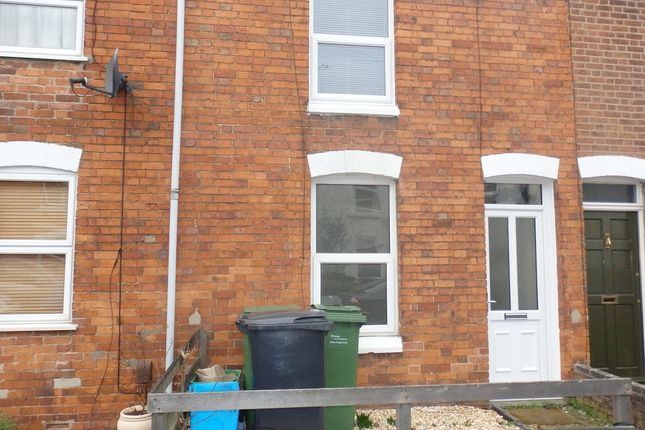 Thumbnail Terraced house to rent in Jubilee Road, Newbury