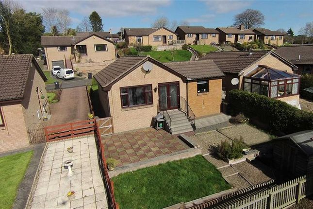 Thumbnail Detached bungalow for sale in Mayfield Park, Hawick