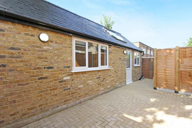 Thumbnail Terraced bungalow to rent in Bungalow, Park Road, Colliers Wood