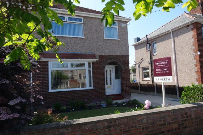 Thumbnail Semi-detached house for sale in Princes Park, Rhuddlan, Rhyl